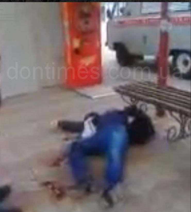 убитые жители Горловки