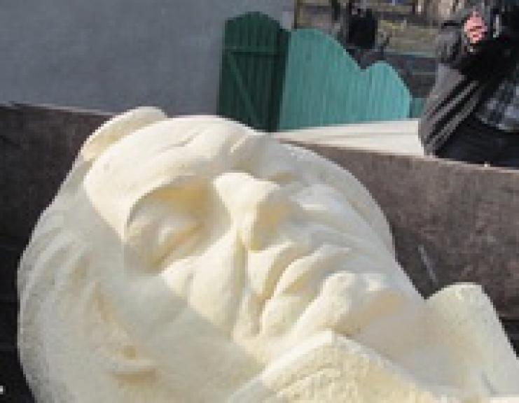 Снос памятника Кутузову, Броды