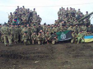 Обучение солдат ВСУ