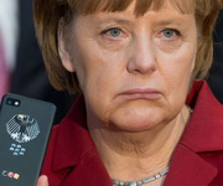Прослушивание Меркель