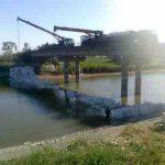 Дамба северокрымский канал