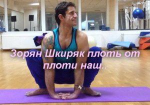 шкиряк йога
