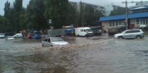 запорожье потоп