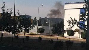 пожар на Щетинина