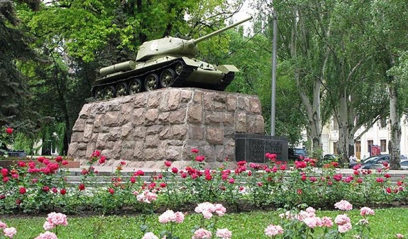 Памятник Гринкевичу