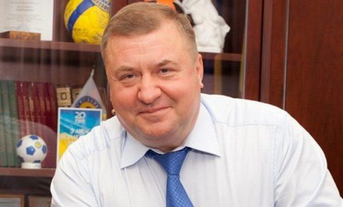 Мэр Мелитополя Сергей Вальтер