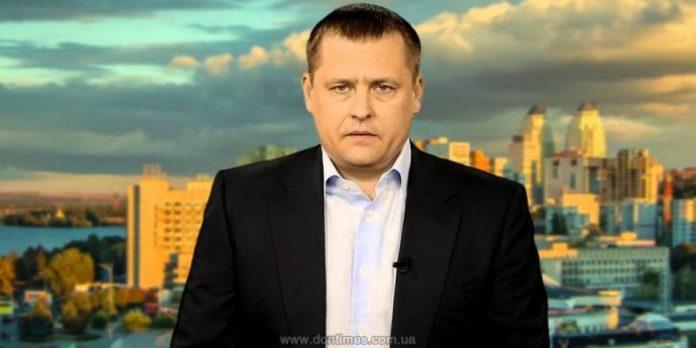 Борис Филатов фото 2016