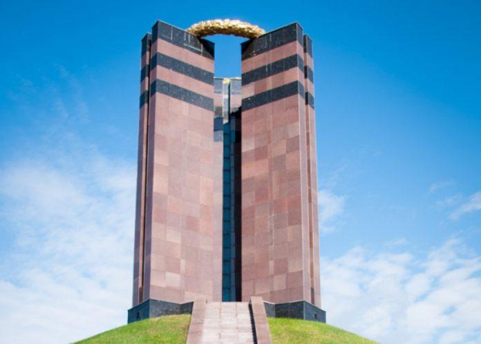 Мемориал Жертвам Донбасса
