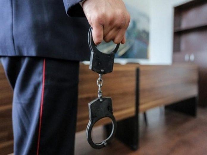 Задержание полицейских