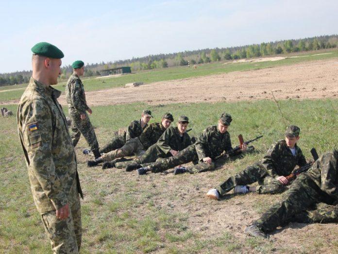 25 мая под Мариуполем пройдут учебно-полевые стрельбы