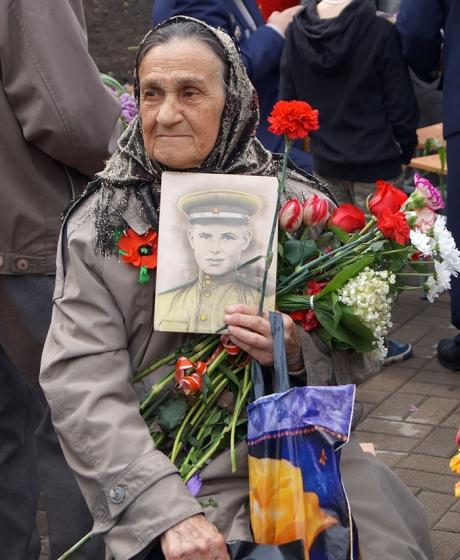 Митинг-реквием в Краматорске