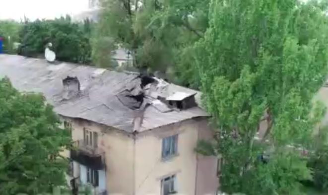 Жилой дом в Украинске