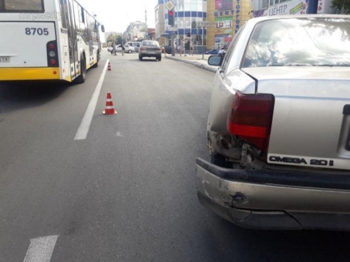 ДТП в Мариуполе
