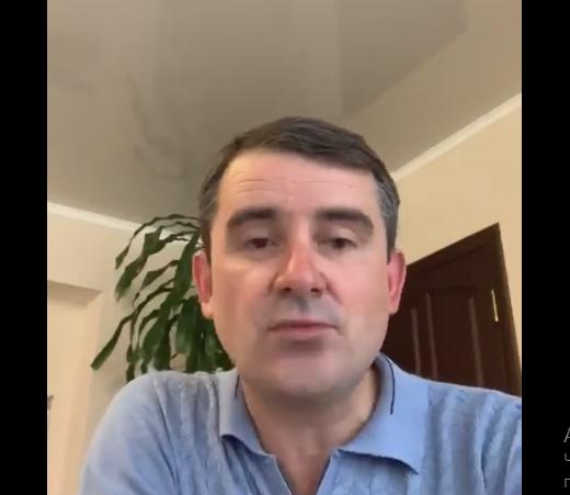 Вадим Лях, глава Славянска