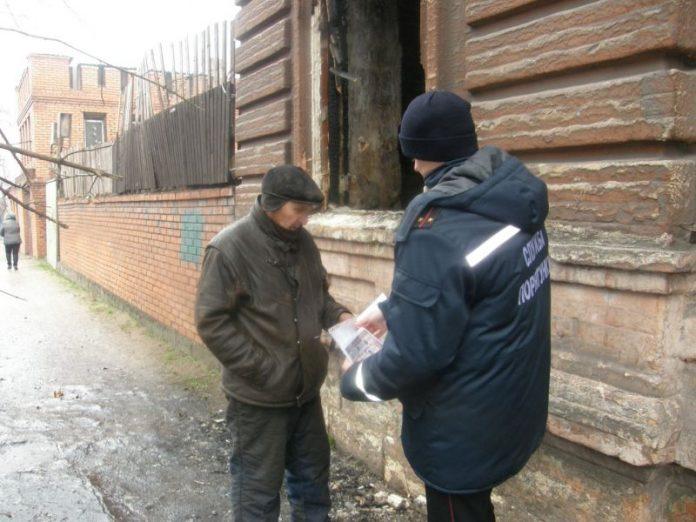 В Мариуполе в здании недостроя был найден труп мужчины