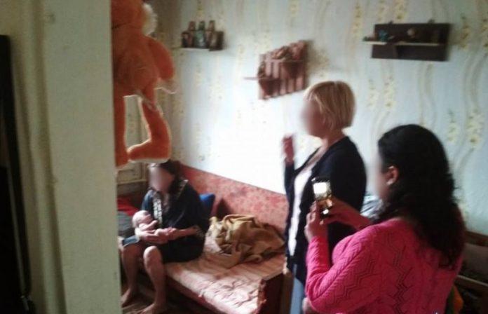 Сотрудники Славянской полиции забрали 6-летнего ребенка у дерущихся родителей