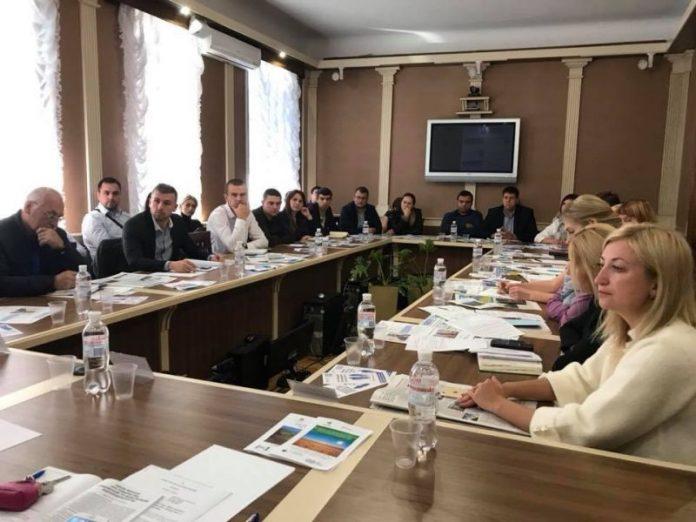 В Донецкой области возможно появится Бахмутская ОТГ