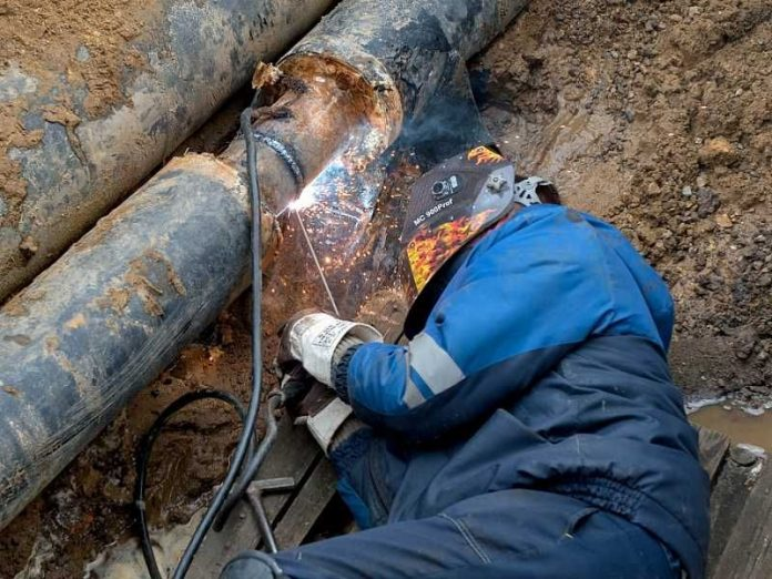 Водоснабжение в Торецке частично восстановлено
