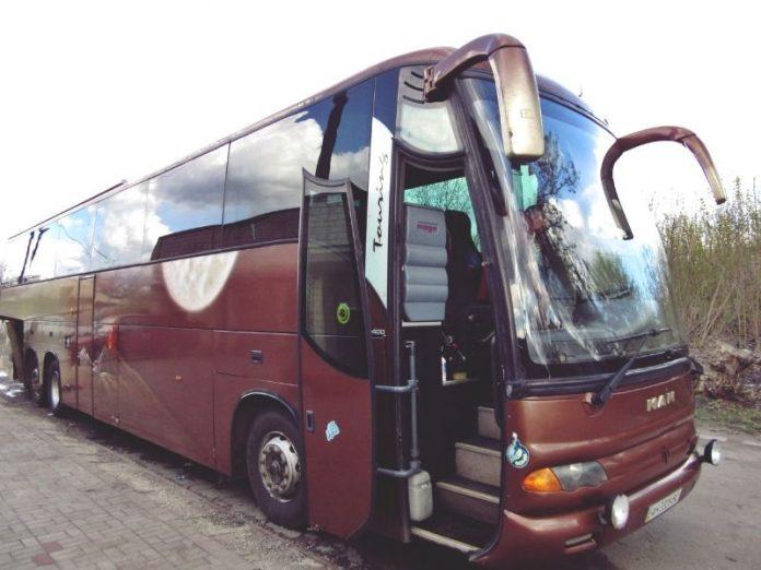С 14 июня ежедневно начнет курсировать автобус Горловка - Седово