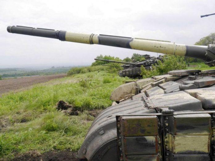 Силовики 24-й механизированной бригады закрепились на новых позициях под Донецком