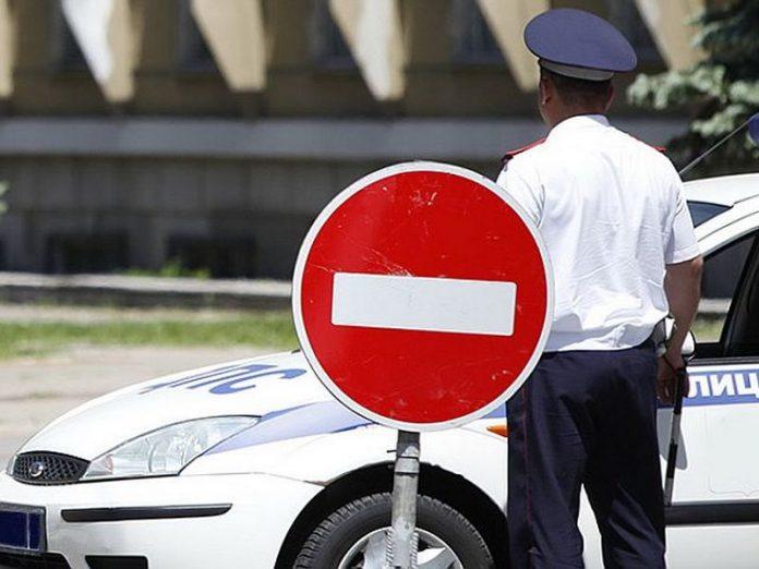 15 июня в Краматорске временно ограничат движение автотранспорта по случаю проведения спортивных мероприятий