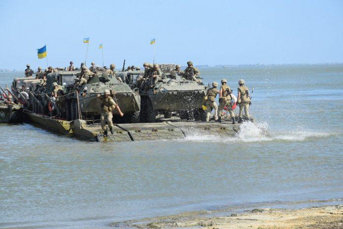 Военные Учения ВМСУ