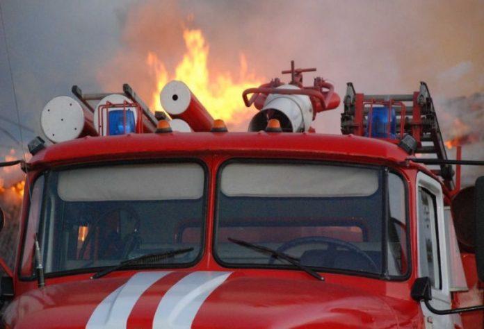 В Донецке горела исправительная колония