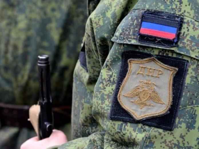 Правоохранителям Бахмута сдался бывший военнослужащий ДНР