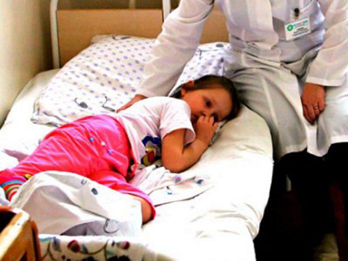 Ротавирусная инфекция в детском саду Краматорска