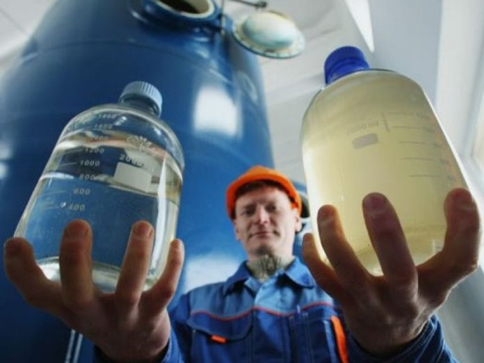12 июня в Мариуполе планируют хлорировать воду