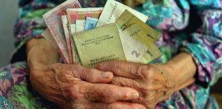 С 1 июля украинские пенсионеры, имеющие стаж более 30 лет, получат прибавку в две тыс. гривен