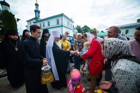 День Святой Троицы в Марьинке
