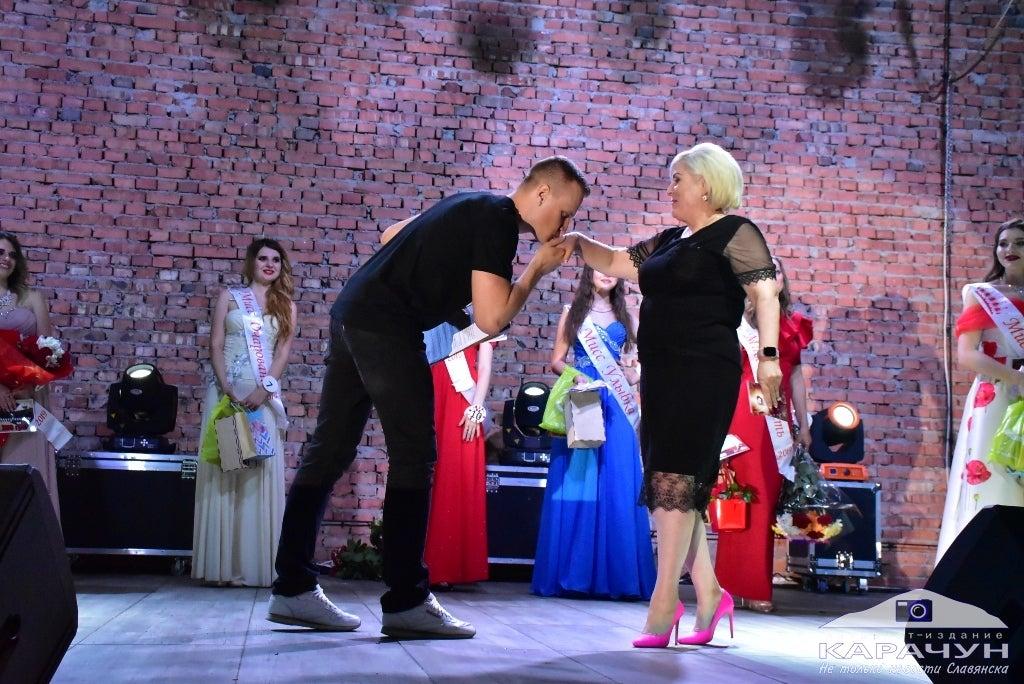 "Штепа на конкурсе красоты ""Мисс Славянск 2019"""