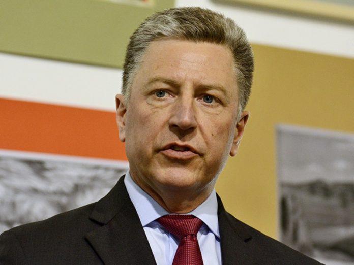 Курт Волкер призвал Россию выполнять обязательства по Минским соглашениям