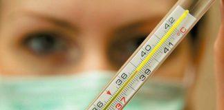 В Краматорске за неделю зафиксирован один случай заболевания корью