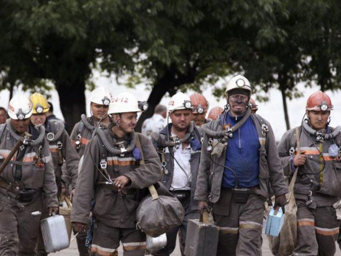 В Донецкой области шахтеры объявили забастовку, требуя выплатить зарплату