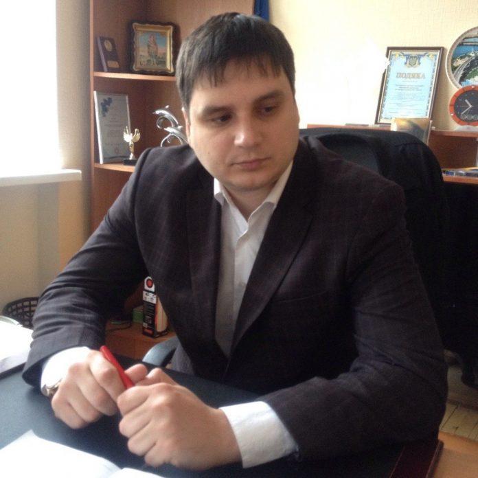 Денис Ошурко. Секретарь Краматорского горсовета