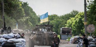 На Украине анонсировали отвод войск из-под Мариуполя