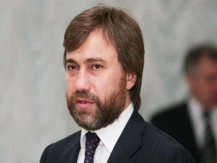 Новинский: ради переговоров я готов ехать в Луганск и Донецк