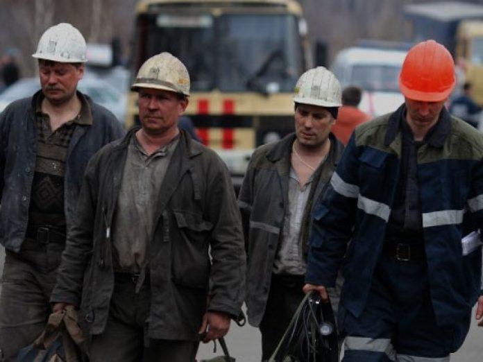 В Макеевке на шахте