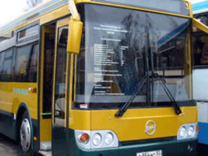 Изменен график движения маршрута № 7 в Донецке