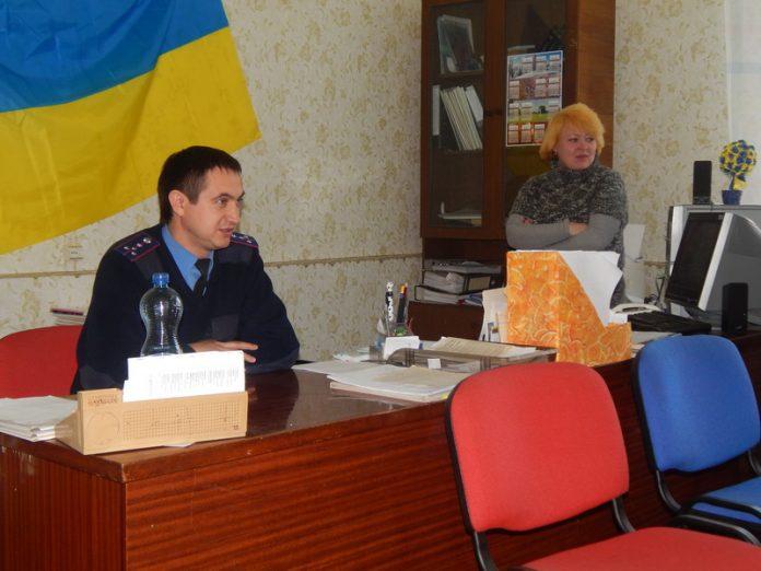 Сотрудники Краматорского отдела полиции