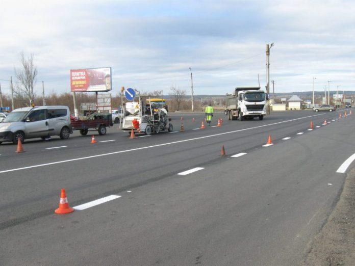 В Донецкой области в 2018 году было отремонтировано 125 км дорог