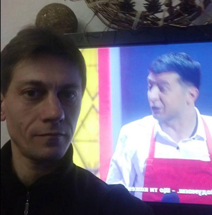 Депутат Лисичанского горсовета Виталий Шведов баллотируется в Верховную Раду