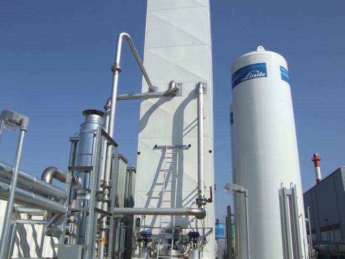 В Мариуполе планируют построить кислородный комплекс