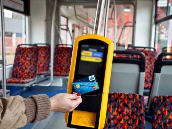 В Краматорске запустят бесконтактную систему оплаты проезда