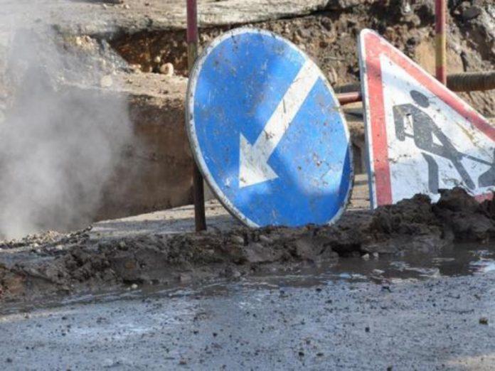 30 июля в Краматорске в связи с ремонтными работами на водоводе часть города будет отключена от водоснабжения