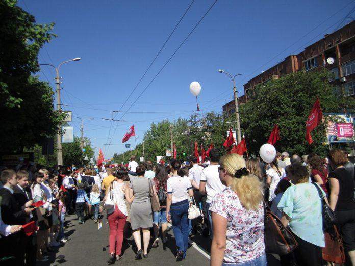 В Горловке посчитали количество жителей