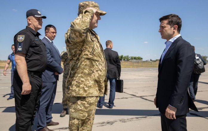 Зеленский: мы готовы выполнить каждый пункт Минский соглашений