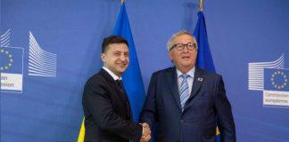 На саммите Украина-ЕС Киев планирует подписать пять документов